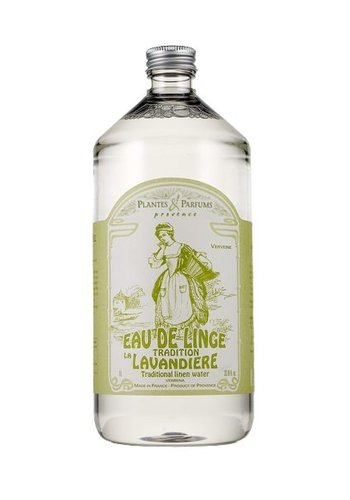 Eau de linge  Verveine  |Plantes & Parfums Provence |  1litre