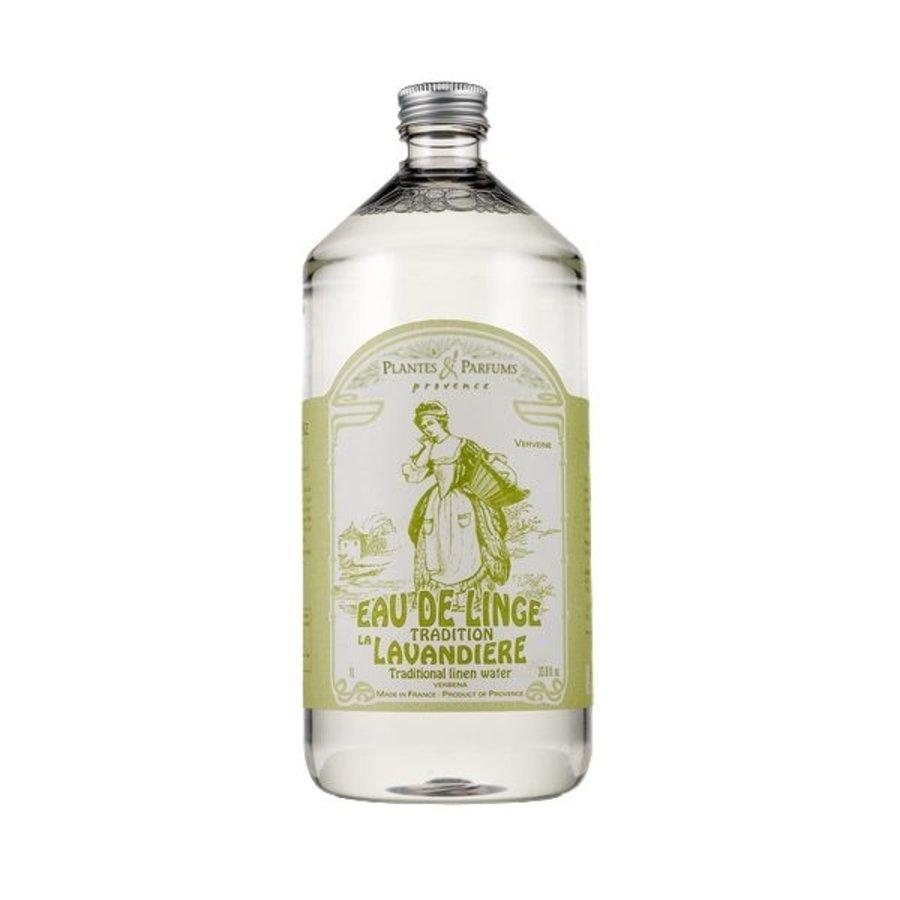Eau de linge  Verveine   Plantes & Parfums Provence    1litre