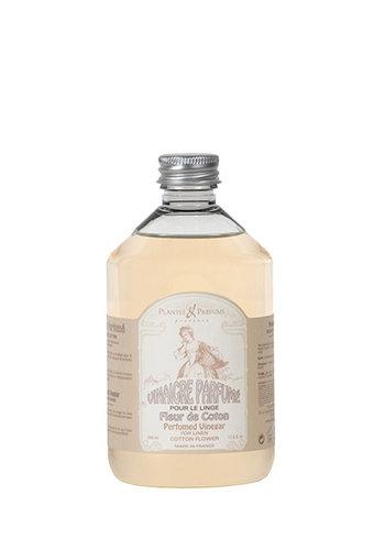 Vinaigre parfumé| Fleur de Coton |Plantes & Parfums Provence |  1litre
