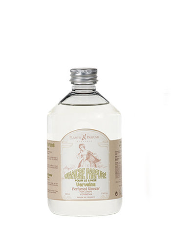 Vinaigre parfumé Verveine    |Plantes & Parfums Provence |  500 ml
