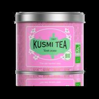 Thé vert à la Rose BIO | Kusmi Tea | 100g