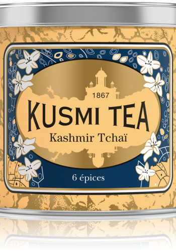 Kashmir Tchai | Kusmi Tea | 125g