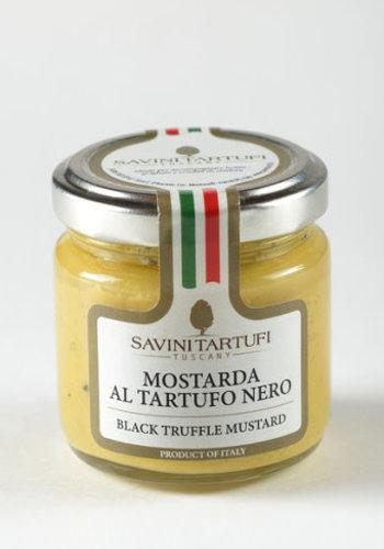 Moutarde à la truffe noire | Savini Tartufi | 90 ml