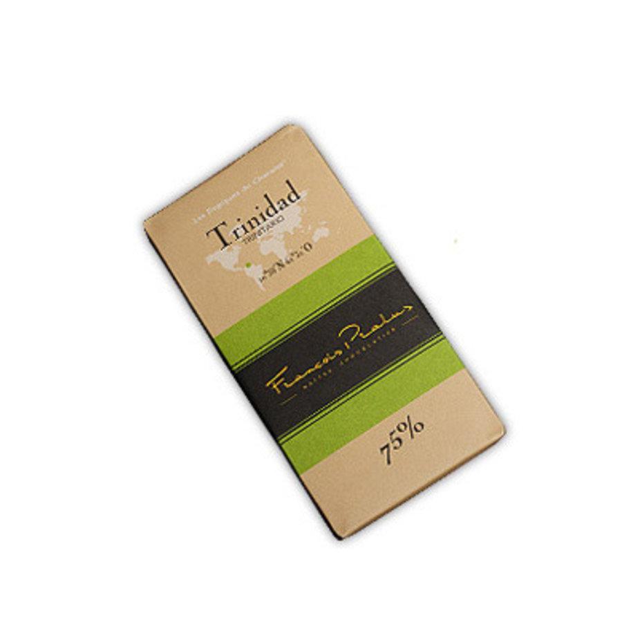 Barre de chocolat noir 75% | Pérou - Trinitario | François Pralus | 100g