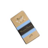 Barre de chocolat noir 75% | Brésil - Forastero | François Pralus | 100g