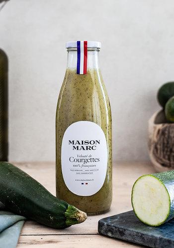 Velouté de courgettes 100% français | Maison Marc | 750ml