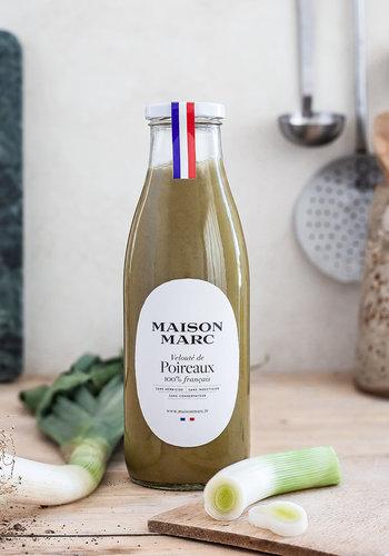 Velouté de poireaux 100% français | Maison Marc | 750ml