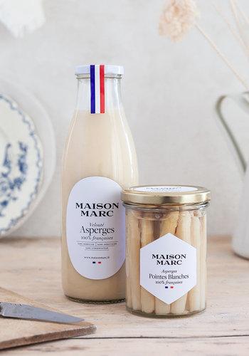 Velouté d'asperges 100% français | Maison Marc | 750ml