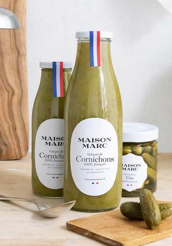 Velouté de cornichons 100% français | Maison Marc | 750ml