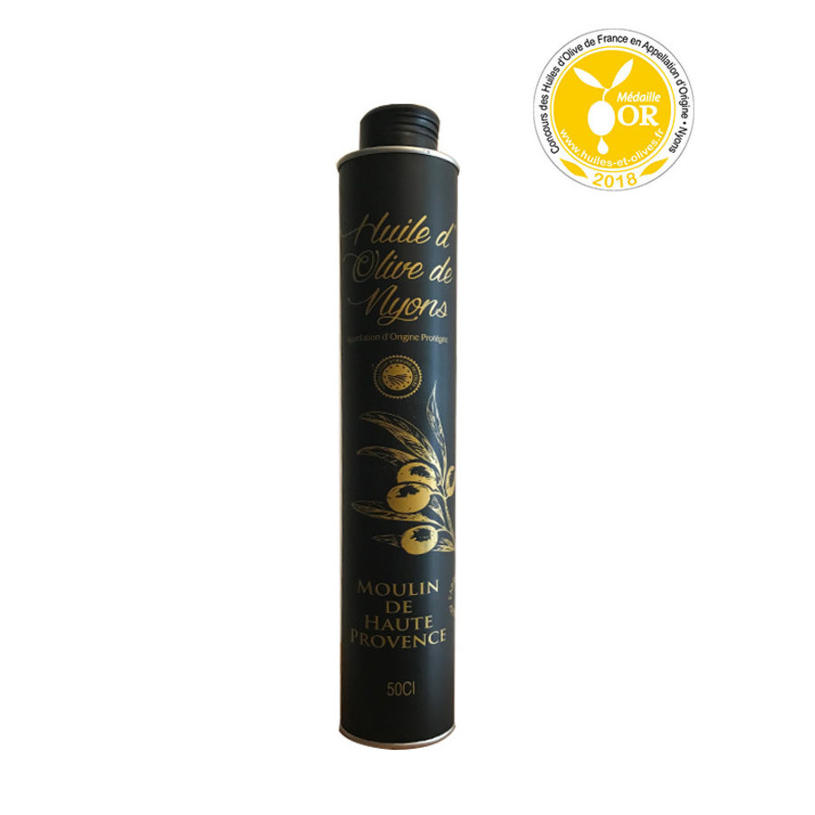 Huile d'olive extar vierge Nyons | AOP |500ML