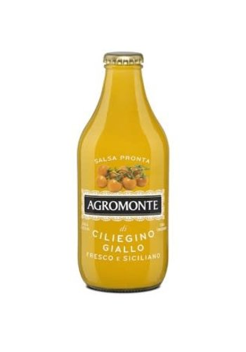 Sauce pour pâtes aux Tomates cerises jaunes | Agromonte | 320ml