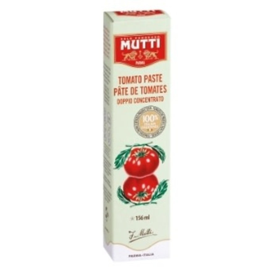 Pâte de tomate en tube | Mutti | 156ml