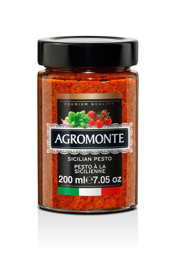 Pesto Sicilien - Agromonte - 200ml