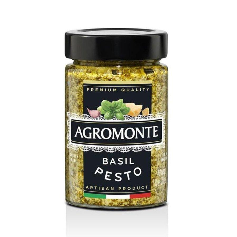 Pesto basilic - Agromonte - 200ml