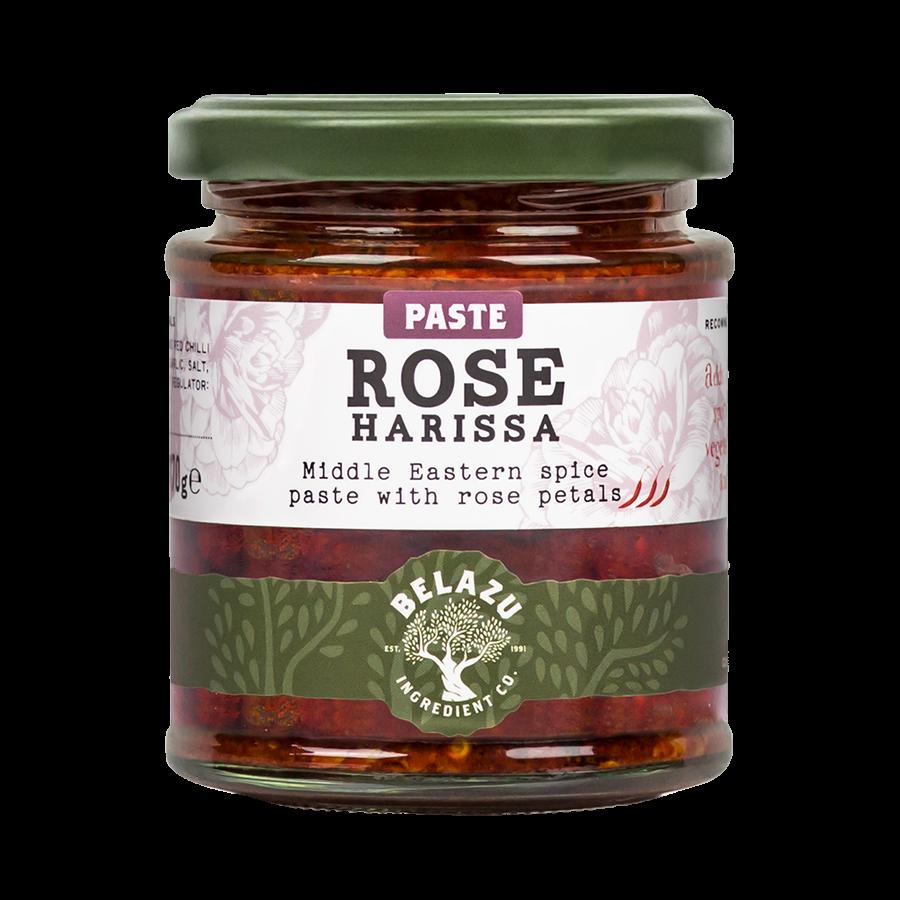 Harissa aux pétales de Roses | Belazu | 170g