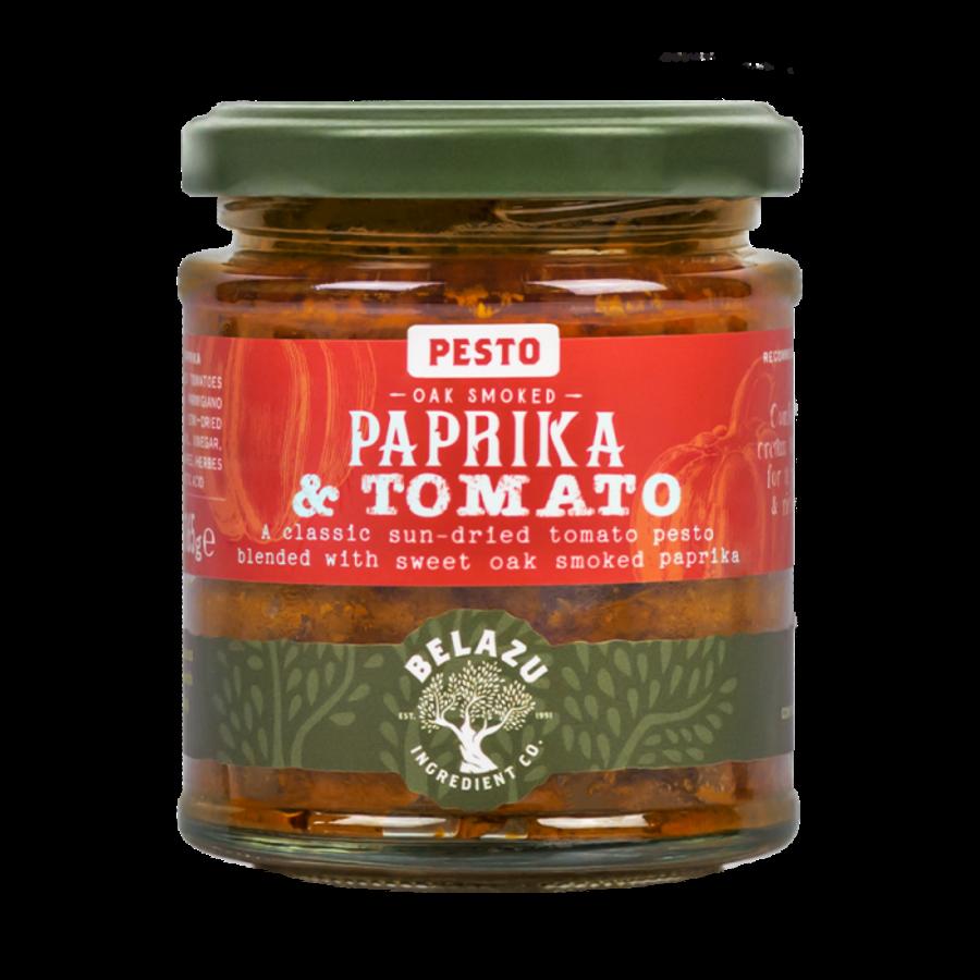 Pesto Paprika Belazu 165g