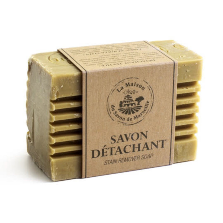 Savon Marseille détachant   La Maison du savon de Marseille   300g