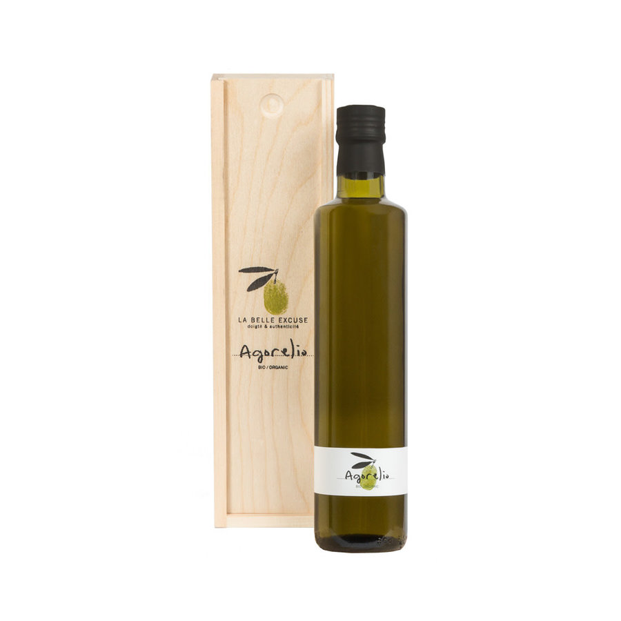 Huile d'olive Bio Agorelio | La BelleExcuse | 500ml