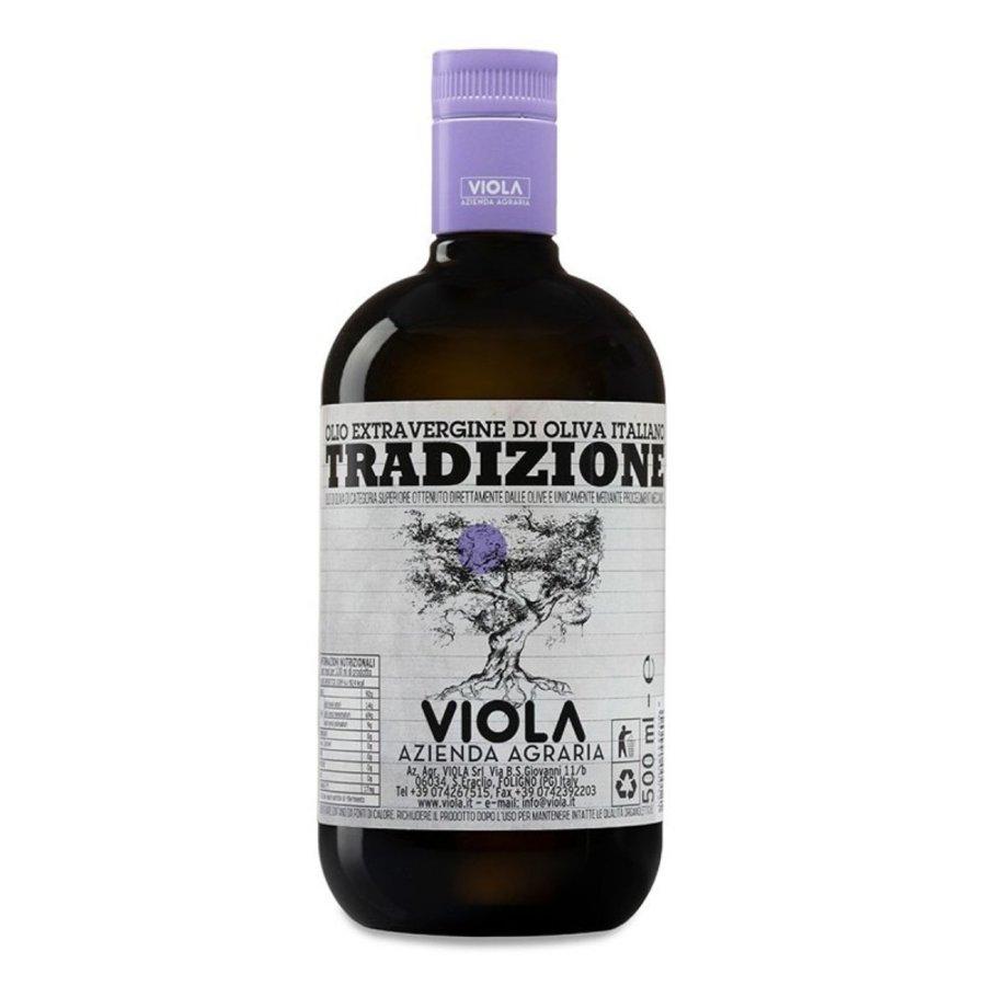 Huile d'olive Tradizione   Viola   500ml