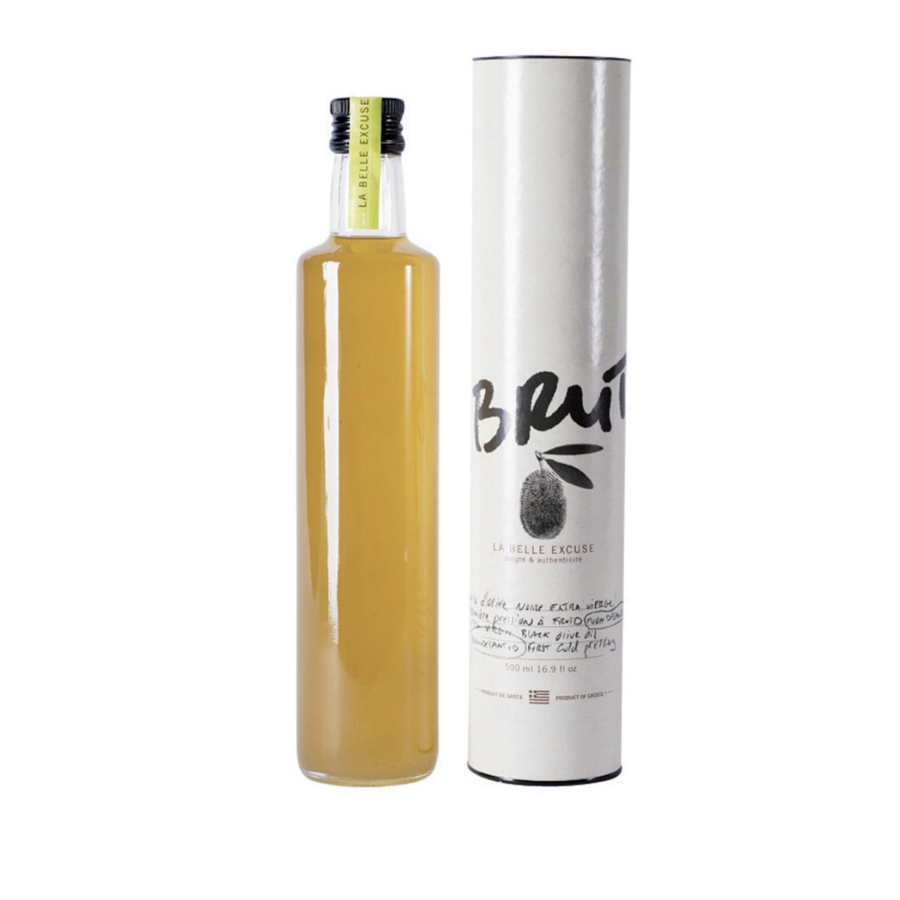 Huile d'olive BRUT - La Belle Excuse - 500 ml