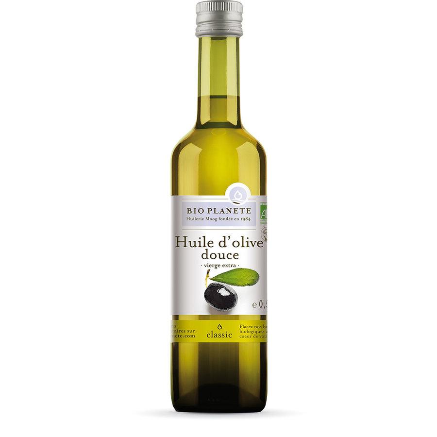 Huile d'olive extra vierge douce | Bio Planète | 500 ml