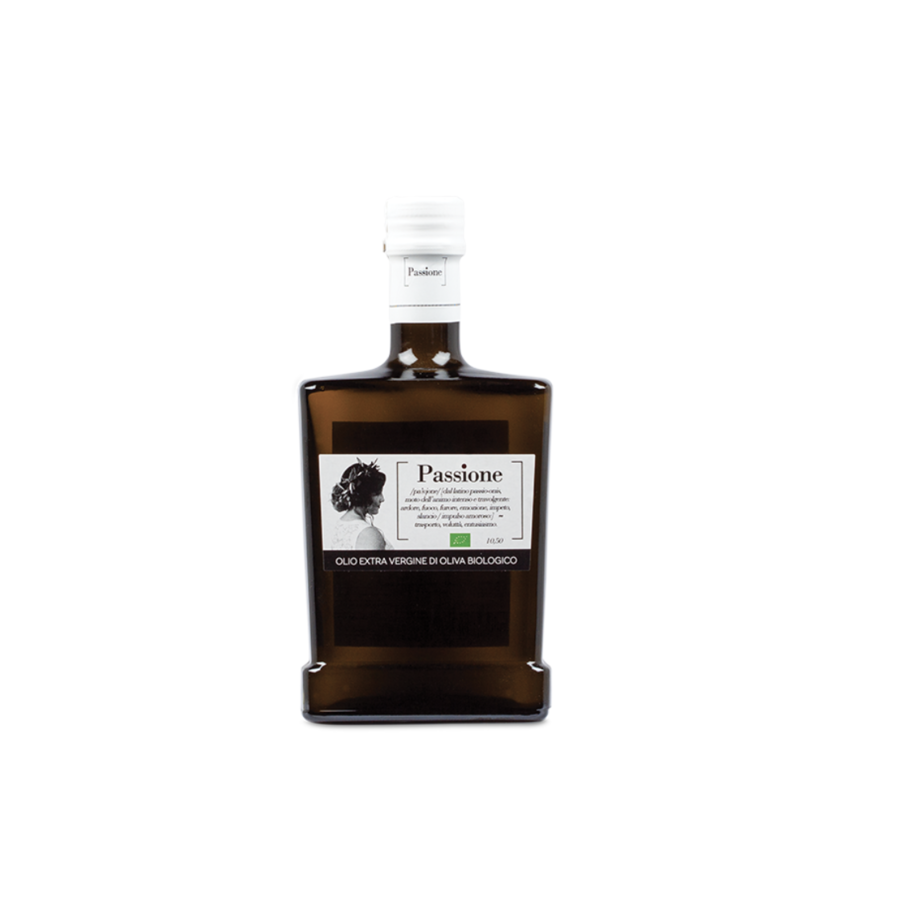 Huile d'olive Passione BIO (Sicile) 500 ml | Bonnano