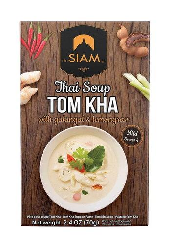 Pâte pour soupe Tom Kha | deSiam | 70g
