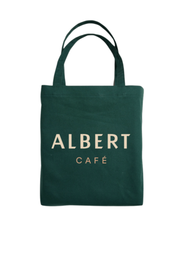 Sac réutilisable |  Le Albert Cafe
