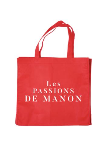 Sac réutilisable | Les Passions de Manon