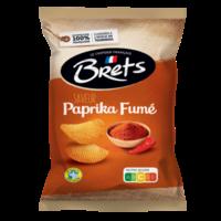 Croustilles Paprika Fumé | Brets | 125g