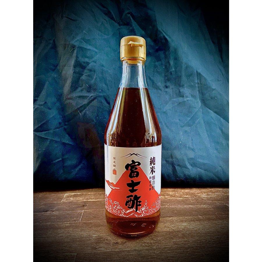 Vinaigre de riz Junmai Fujisu   500ml