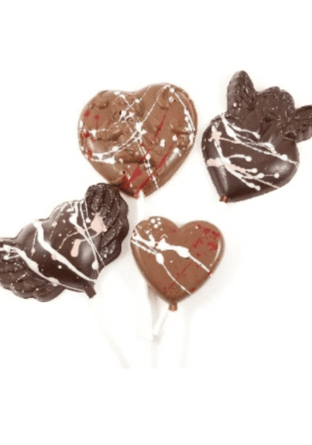 Grande Sucette de St-Valentin | Morel Chocolatier