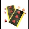 Tablette Coeur |100g | Morel Chocolatier