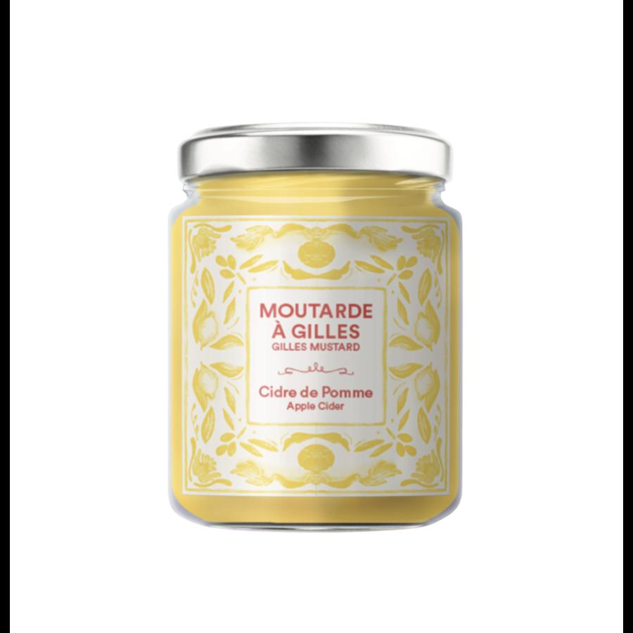 Les Passions de Manon Gilles' Apple Cider Mustard - 130g