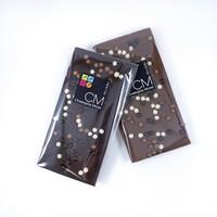 Tablette Crispearls lait | Signature |Morel Chocolatier