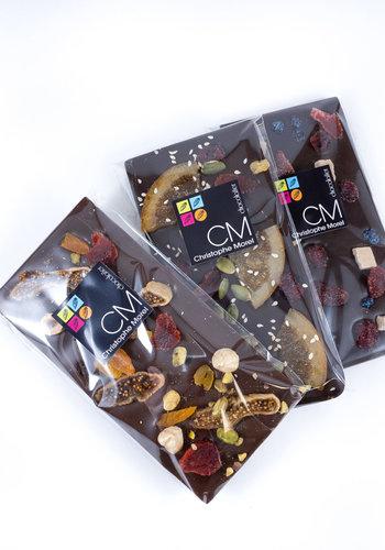 Tablette Signature Récolte | Morel Chocolatier