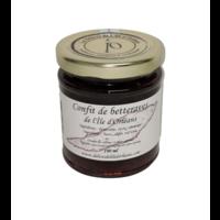 Confit betteraves 190 ml  Délices de l'Île d'Orléans