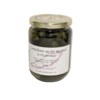 Cornichons sucrés marinés | Délices de l'Île d'Orléans | 375 ml