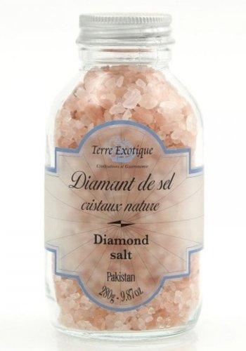 Diamant de sel nature   Terre  Exotique   315g