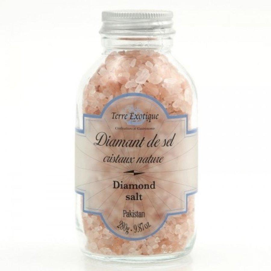 Diamant de sel nature | Terre  Exotique | 315g