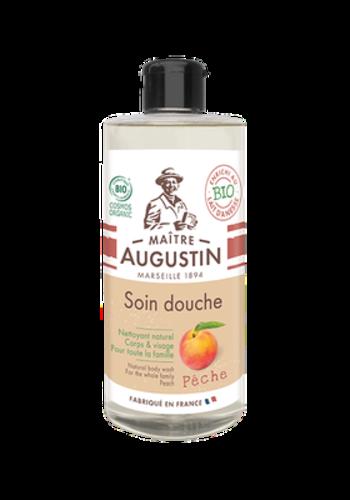 Soin douche Pêche | Maître Augustin | 500 ml