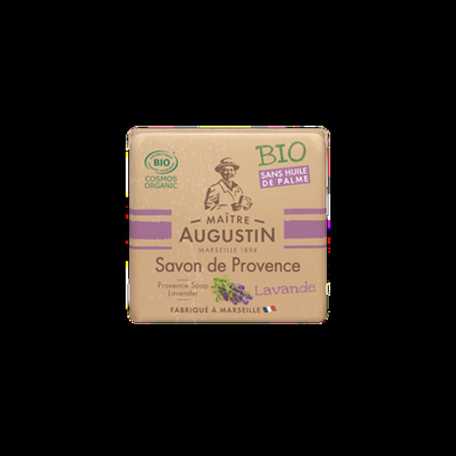 Savon doux exfoliant à la Lavande | Maitre Augustin | 100g