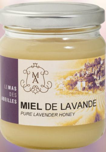 Miel de Lavande | Le Mas des Abeilles | 250g