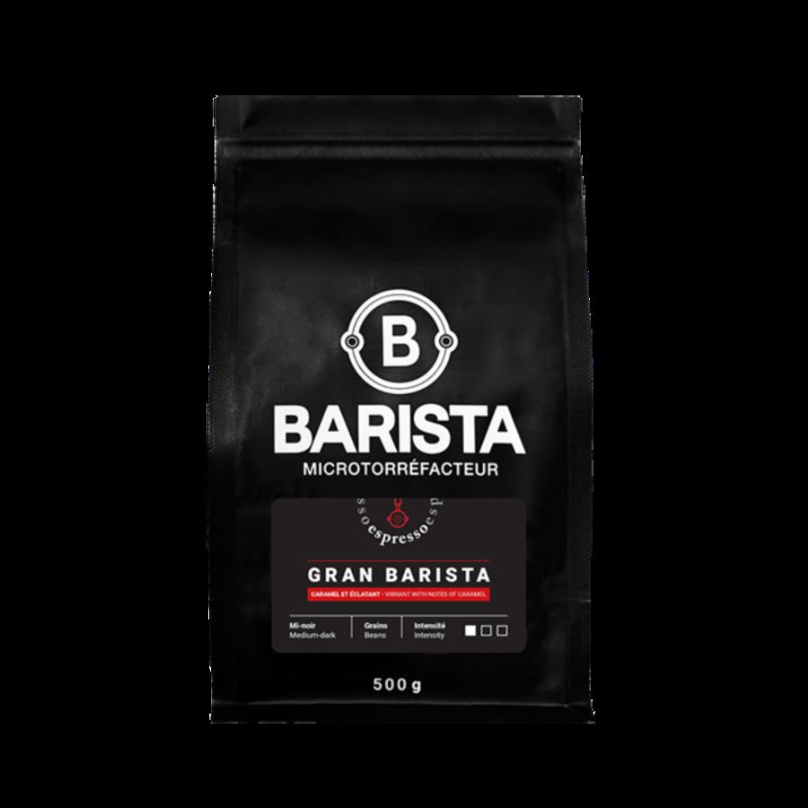 Café Barista - Gran Barista (Espresso) - 500g
