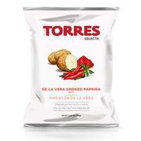 Croustilles Paprika fumé de la Verra épicé  125g |Torres