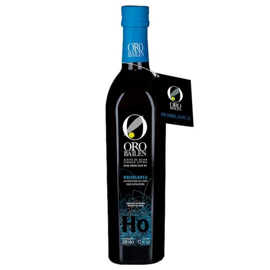 Huile d'olive extra vierge Hojiblanca 500 ml | Oro Bailen