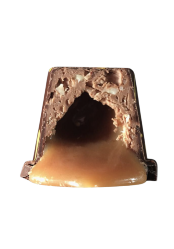 Divine au caramel fleur de sel (Joyau chocolaté) | 65g