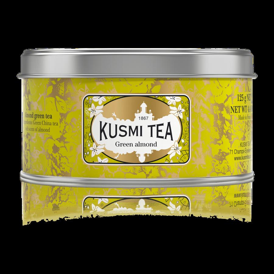 Thé Vert à l'Amande 125g | Kusmi Tea