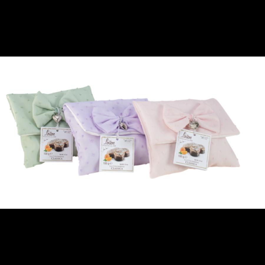 Colombe classique |Pochette tissu | Loison| 100g