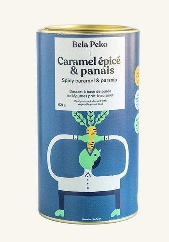 Bela Peko--Dessert Caramel épicé & Panais 674g |Bela Peko